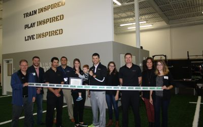 Sun Sailor Features New Inspired Athletx Performance Center