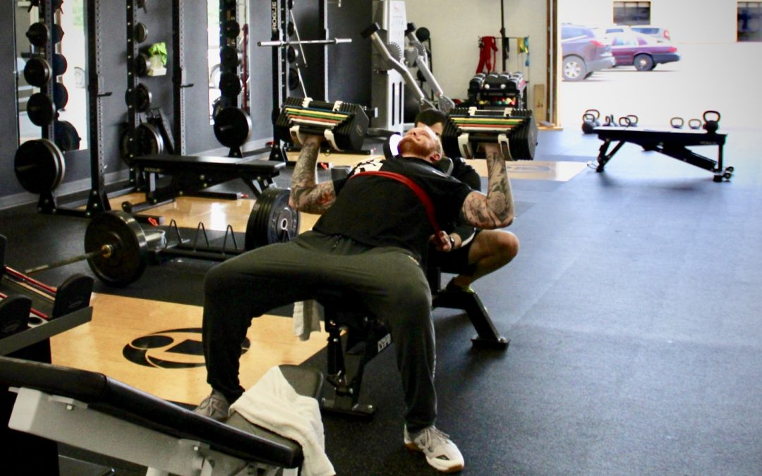 Baltimore Ravens TE Maxx Williams Prepares for NFL Season at Inspired Athletx