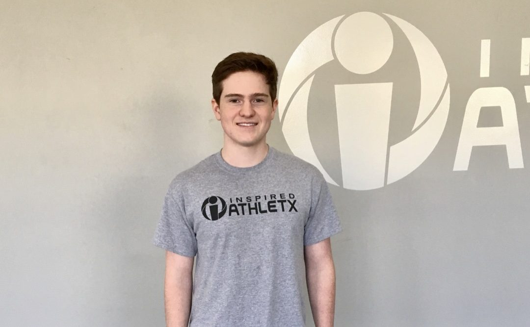 November Athlete of the Month: Ethan Aune