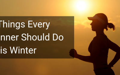 5 Things Every Runner Should Do This Winter
