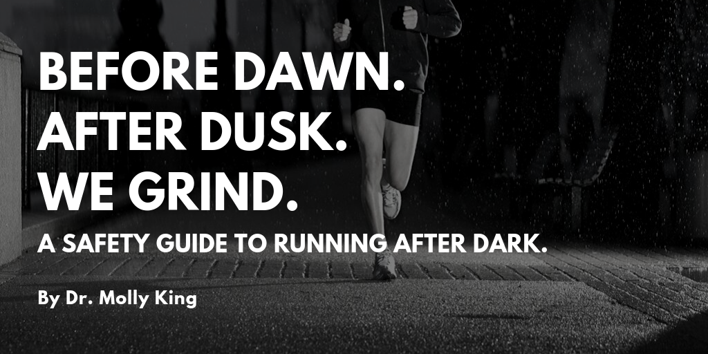 Safety Guide to Running After Dark