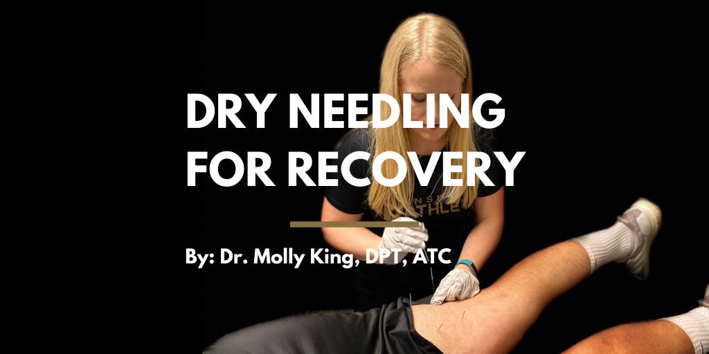 Dry Needling for Recovery