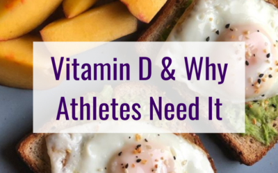 Vitamin D & Why Athletes Need It